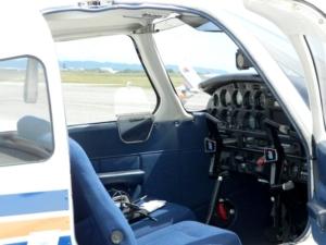 Warrior cockpit