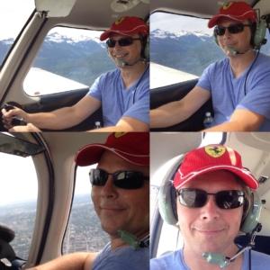 """Jason """"First Rides"""" pilot"""